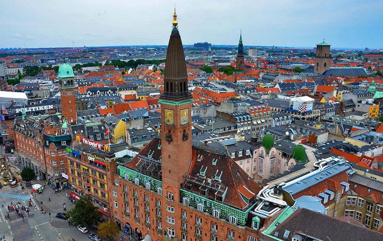 Достопримечательности Дании - фото с названиями и описанием