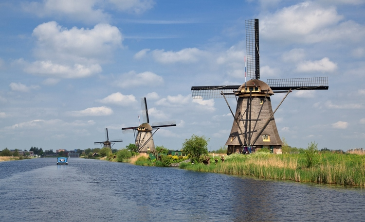 Достопримечательности Нидерландов - фото с названиями и описанием