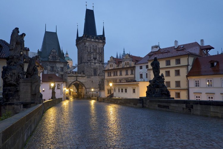 Достопримечательности Чехии - фото с названиями и описанием