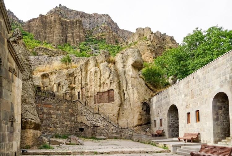 Армения фото достопримечательности