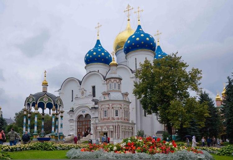 Сергиев посад достопримечательности фото и описание
