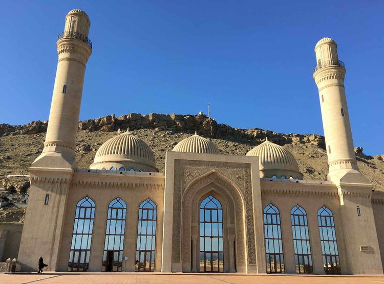 Достопримечательности Азербайджана - фото с названиями и описанием