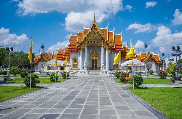 Достопримечательности Бангкока - фото с названиями и описанием