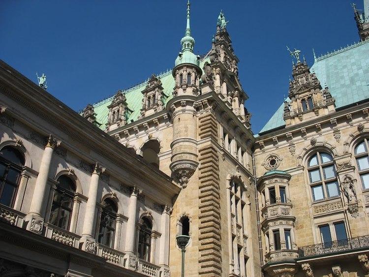 Достопримечательности Гамбурга - фото с названиями и описанием