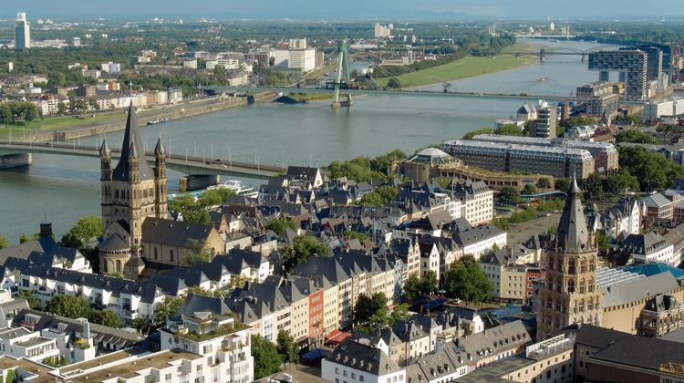 Кёльн, Германия — все о городе с фото