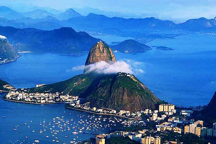 Достопримечательности Рио-де-Жанейро - фото с названиями и описанием