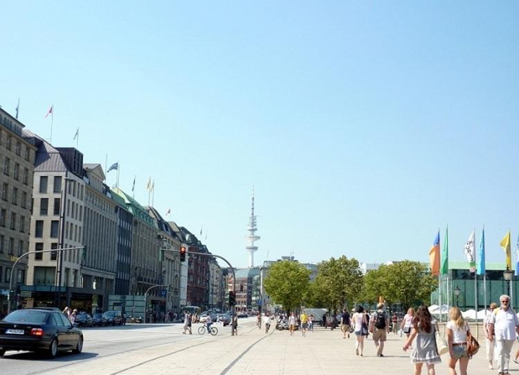 Фото Гамбурга  интересные места и достопримечательности