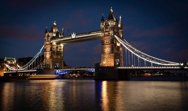 Лондонские достопримечательности