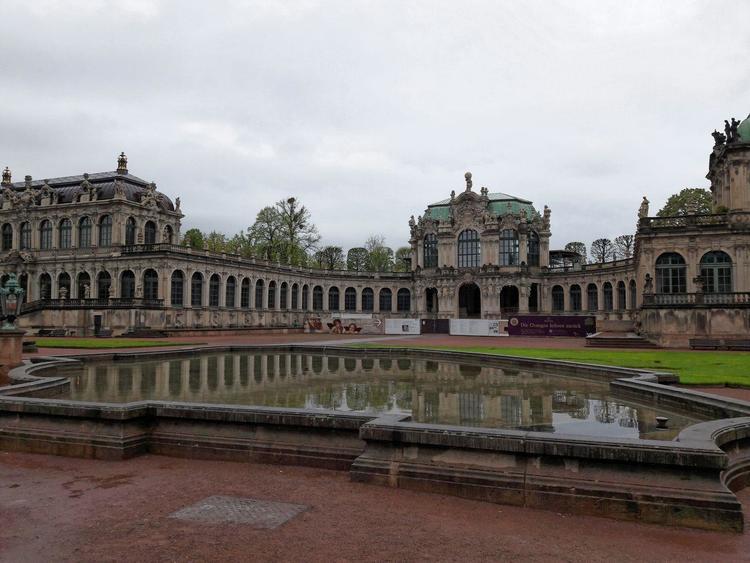 Дрезден фото города