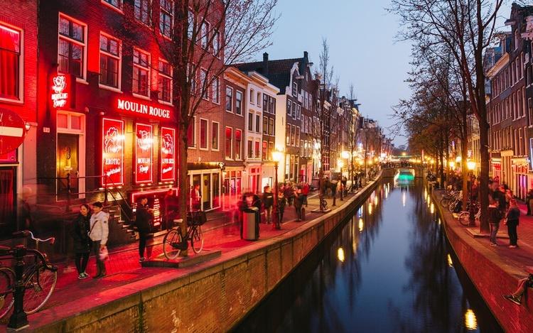 Достопримечательности Амстердама с описанием и фото