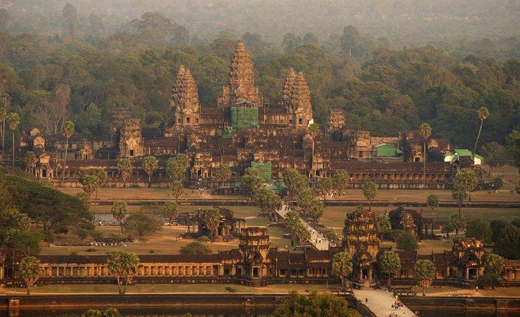 Лучшие достопримечательности Камбоджи. Что посмотреть в Камбодже