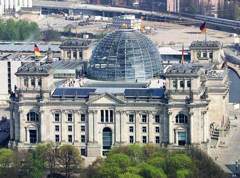 Берлин достопримечательности фото и описание