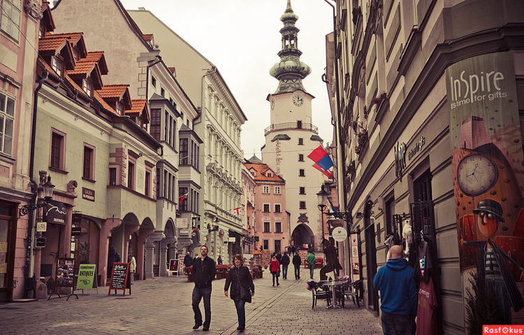Словакия братислава фото