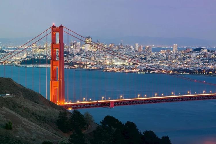 Карта Сан-Франциско, где находится Сан-Франциско на карте мира