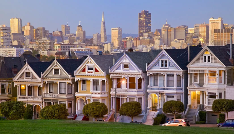 Достопримечательности Сан-Франциско - фото с названиями и описанием