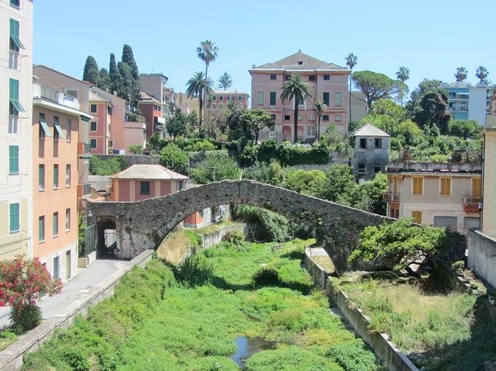 Генуя италия достопримечательности