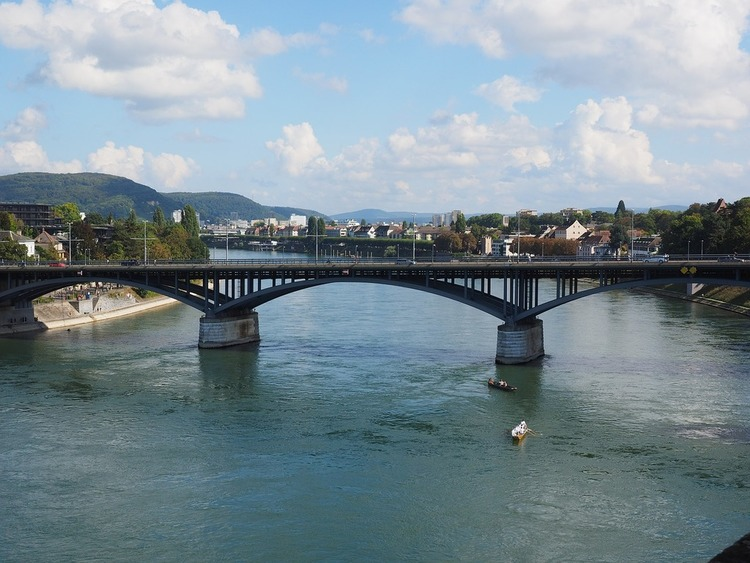 Базель, Швейцария — все о городе с фото