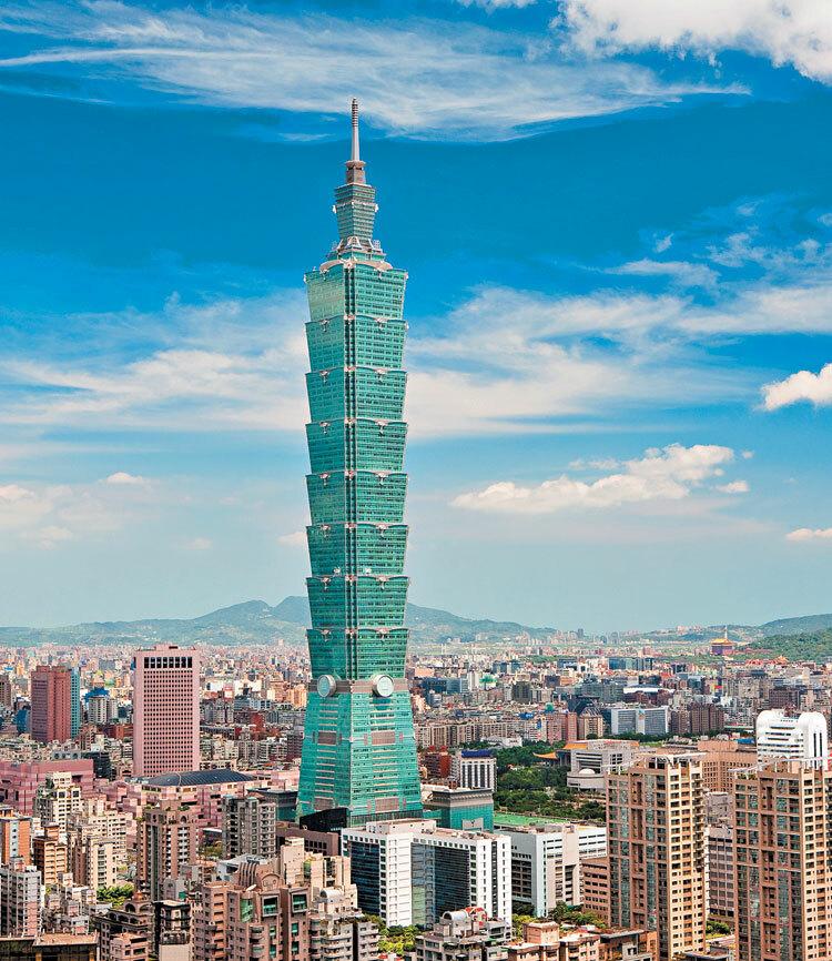 Остров Тайвань достопримечательности с фото