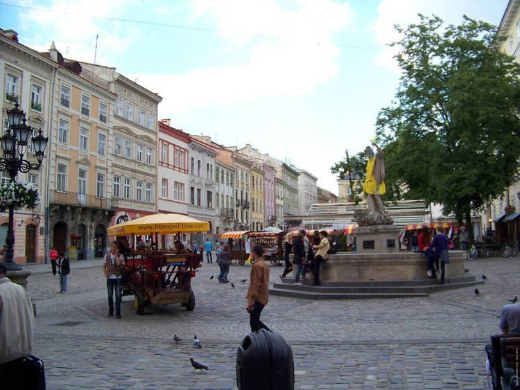 Что посмотреть во Львове: места куда пойти во Львове туристу
