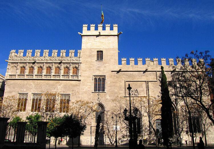 30 лучших достопримечательностей Валенсии - фото описание