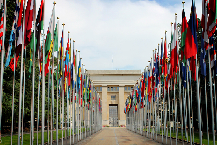 Женева фото города