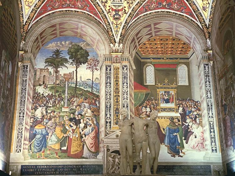 Достопримечательности Сиены - фото с названиями и описанием