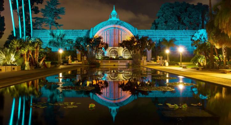 Храм мормонов Сан-Диего и другие достопримечательности Америки
